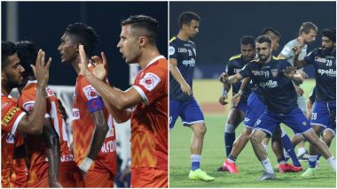 FC Goa vs Chennaiyin FC, ISL 2020–21 Live Streaming on Disney+Hotstar: Watch Free Telecast of FCG vs CFC in Indian Super League 7 on TV and Online