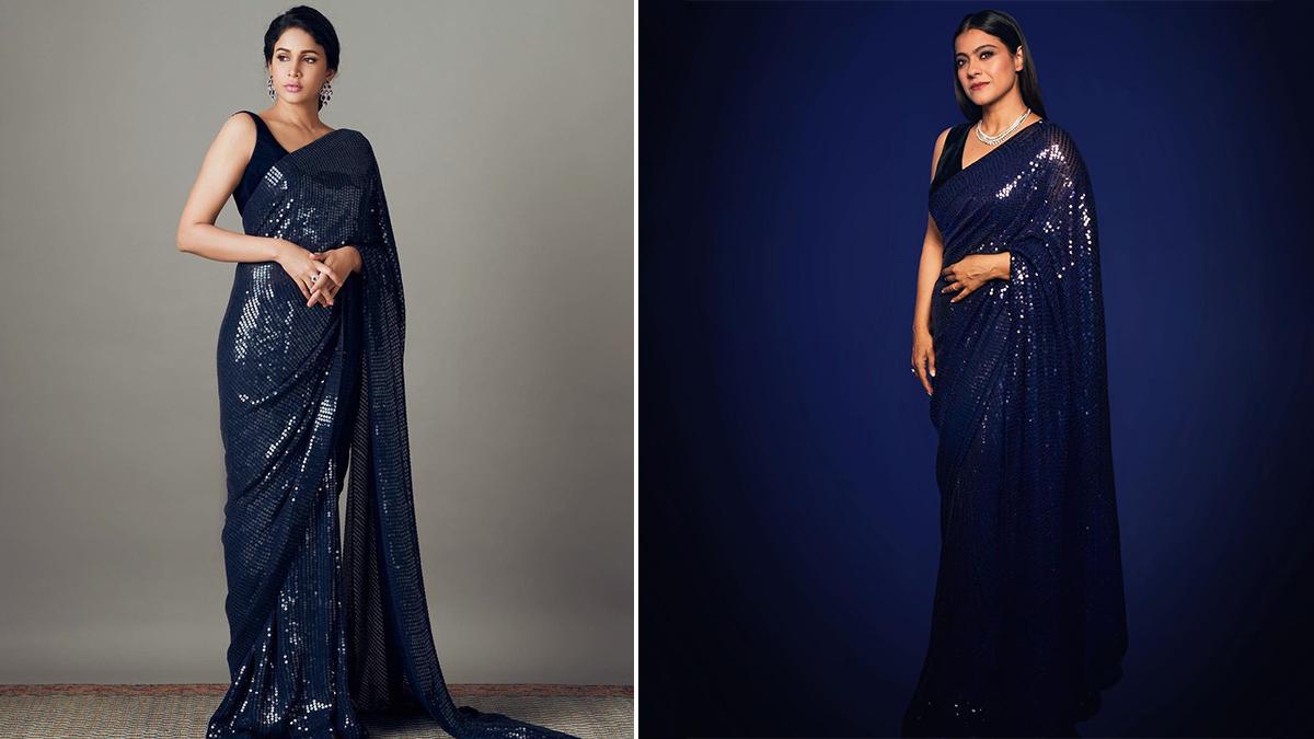 Fashion Face-Off - Kajol Devgan and Lavanya Tripathi