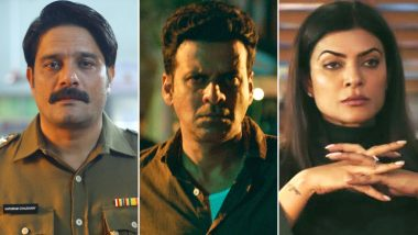 Flyx Filmfare OTT Awards 2020: Paatal Lok and The Family Man Win Big; Sushmita Sen Takes the Black Lady Home for Aarya – Here's the Complete List of Winners!