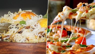 Food Trends of 2020: From Biryani, Pizza to Search for Bat Soup, Zomato Reveals What People Ordered Most In This Year