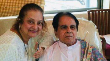 Dilip Kumar Health Update: Veteran Actor Is a Little Weak but Alright, Says Wife Saira Banu