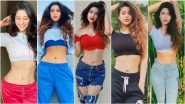 Gorgeous Sonarika Bhadoria HD Photos: 5 Times Indian TV Actress Flaunted Her Tiny Waist and Sexy Midriff to Leave Everyone Speechless!