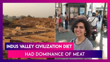 Indus Valley Civilization Diet Had Dominance Of Meat, Preference For Beef, Reveals Study