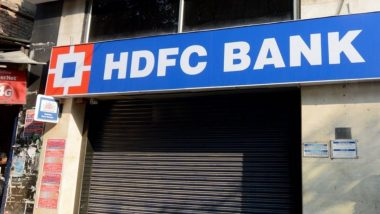 HDFC Mobile Banking App Down, Bank Says 'Looking Into it on Priority', Urges Customers to Use Net Banking
