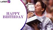 Monica Seles Birthday Special: Quick Facts to Know About the All-Time Tennis Great
