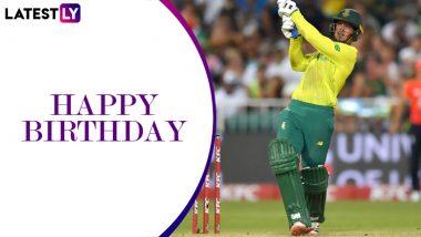 Quinton de Kock Birthday Special: 178 vs Australia & Other Spectacular Knocks by South Africa Cricket Team Captain