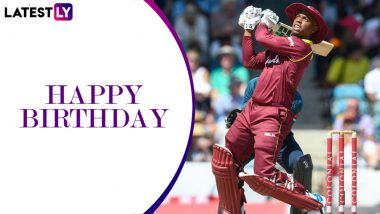 Shimron Hetmyer Birthday Special: 139 vs India & Other Spectacular Knocks by Caribbean Dasher
