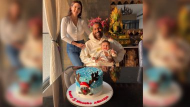 Hardik Pandya's Son Agastya Turns Five Months Old, Indian Cricketer Shares Adorable Family Photo