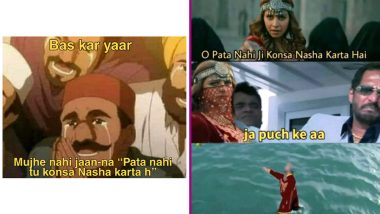 'O Pata Nahi ji Konsa Nasha Karta Hai' Funny Memes Trend Online: People Make Hilarious Jokes Using Lyrics of Harrdy Sandhu's Song Titliaan
