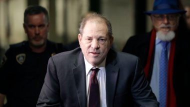 Harvey Weinstein Extradited to California To Face Trial on Further Rape Charges