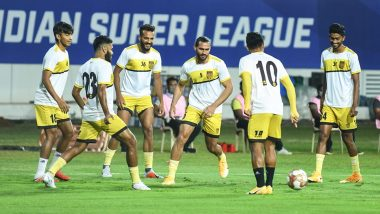 Hyderabad FC vs Bengaluru FC, ISL 2020–21 Live Streaming on Disney+Hotstar: Watch Free Telecast of HFC vs BFC in Indian Super League 7 on TV and Online
