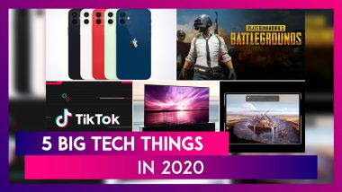 5 Big Tech Things in 2020: TikTok Ban, LG Signature OLED R , Oppo X 2021 Rollable Concept Phone, PUBG Ban & Apple iPhone 12 Series