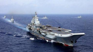 China Deployed Fleet of Underwater Drones in Indian Ocean, Says Report