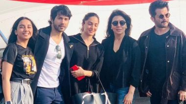 Varun Dhawan, Anil Kapoor, Neetu Kapoor Test Positive for COVID-19, Jug Jugg Jeeyo Shoot Paused: Reports