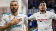 SEV vs RM Dream11 Prediction in La Liga 2020–21: Tips to Pick Best Team for Sevilla vs Real Madrid Football Match