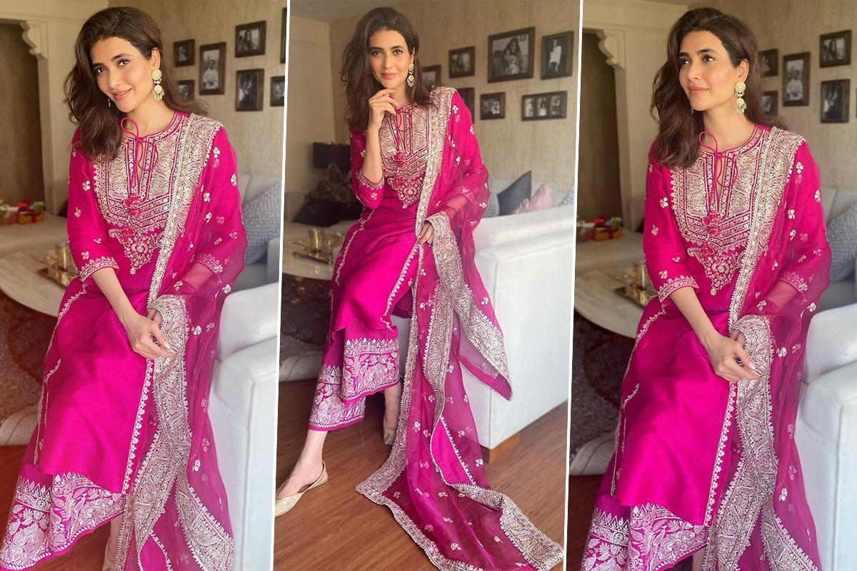 Karishma Tanna Fashion Moments
