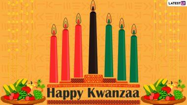 Kwanzaa 2020 Date, Significance of Umoja, Ujima, Ujamaa, Nia, Kujichagulia, Kuumba and Imani Principles: Know the History of the Annual Festival of African-American Culture