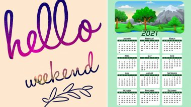 List of Long Weekends in India 2021: Check Holiday Dates in New Year Calendar to Plan Your Vacation in Advance