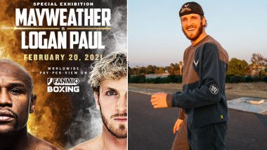 Who is Logan Paul? Know All About American YouTuber Who Will Fight Floyd Mayweather in Exhibiton Match