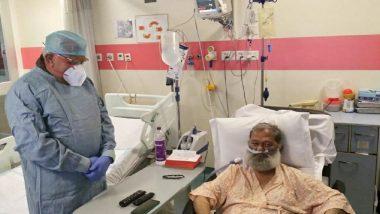 Anil Vij Will Recover From COVID-19 Soon, Says Haryana CM ML Khattar After Visiting Him at Medanta Hospital