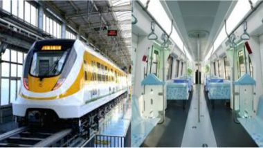 China Develops New Middle-to-Low-Speed Maglev Train