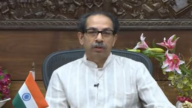 COVID-19 Surge in Maharashtra: Uddhav Thackeray Urges People to Follow Coronavirus Safety Norms to Avoid Lockdown in The State
