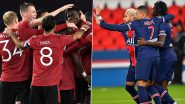 Manchester United vs Paris Saint-Germain, UEFA Champions League Live Streaming Online: Where to Watch UCL 2020–21 Group Stage Match Live Telecast on TV & Free Football Score Updates in Indian Time?