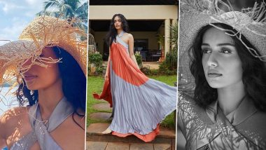 Manushi Chhillar's Sunkissed Escapade Is All About a Chic Hat and a Spiffy Maxi Dress!