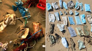COVID-19 and Marine Pollution: More Than 1.5 Billion Facemasks Disposed Into the Ocean by December 2020, Now The Question is Will We Ever Learn?