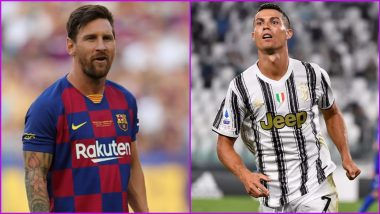 Barcelona vs Juventus Live Streaming Online in Indian Time: Watch UCL 2020–21 Group Stage Match Live Telecast on TV & Free Football Score Updates in IST