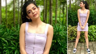 Mithila Palkar Goes High Street Style Sporty Chic, Her Look Is a Perfect Sunday Mood!