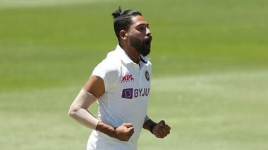 Mohammed Siraj Racism Row: Indian Fan Rubbishes Allegation of Racial Abuse Towards Bowler at SCG, Says Report
