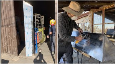 No Aliens, Only Art! Monoliths Mystery Solved as Artist Group Claims Responsibility For These 'Mysterious' Installations, See Pics of Proof