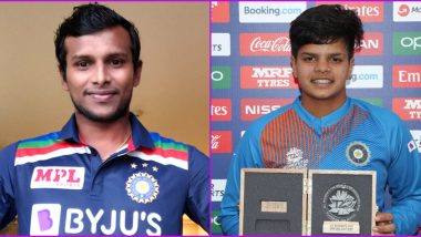 Year Ender 2020 Indian Cricket Special: T Natarajan and Shafali Verma As the Top Findings for India