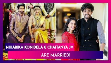 Niharika Konidela & Chaitanya JV's Wedding; Adira Chopra's Birthday, Kareena Kapoor & Saif Ali Khan On A Walk & Tara Sutaria Spotted In The City