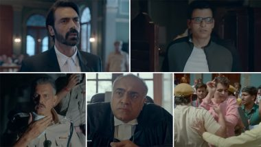 Arjun Rampal Praises Nail Polish Co-Star Manav Kaul, Says 'Acting with Him Gave Me Goosebumps'