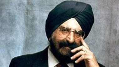 India-Born US Scientist Narinder Singh Kapany Passes Away