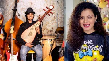 Singing Sensation Palak Muchhal Defines Multi Instrumentalist Neil Nayyar 'WONDERBOY'
