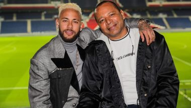 Neymar Injury: PSG Forward's Father Launches Furious Instagram Tirade Against Referees for Not Protecting Players (See Post)
