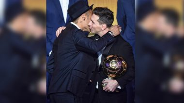 Neymar Has a Lovely Message for Lionel Messi After PSG Finds Out Barcelona As Opponent in UCL Round of 16 (View Post)