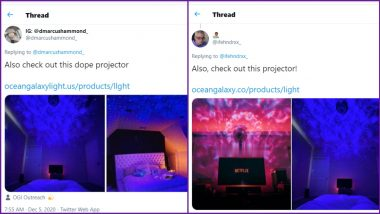 Why Do Most Viral Tweets Promote Projector Lights, Green Tea Tree Masks and Seal Pillows? Know About This Influencer Marketing Technique That Uses Viral Content Online