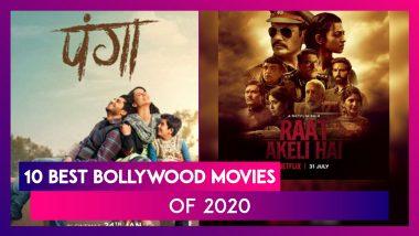Year Ender 2020: From Panga To Raat Akeli Hai, 10 Best Bollywood Movies Of The Year!