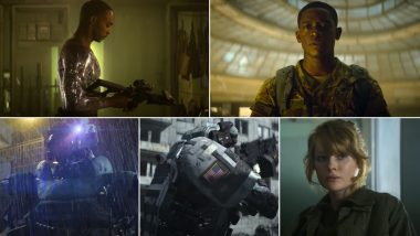 Outside the Wire Teaser: Anthony Mackie Is an Android Milliatry Officer in This High-Octane Actioner (Watch Video)