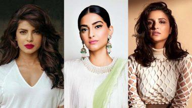 Priyanka Chopra Jonas, Sonam Kapoor, Parineeti Chopra and Others Lend Their Voice to the Ongoing Farmers' Protests