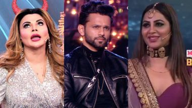 Bigg Boss 14 Weekend Ka Vaar December 06 Episode: Rahul Vaidya Makes an Exit; Arshi Khan Denies Being Rakhi Sawant's Friend – 5 Highlights of BB 14