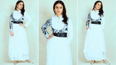 Rasika Dugal Goes Rhetorical Chic With This Question, What's Not Right In White?