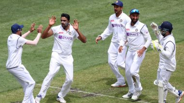 India vs England 1st Test 2021 Stat Highlights Day 4: Ravi Ashwin, Ishant Sharma Achieve Milestones as Chennai Test Perfectly Poised for Final Day