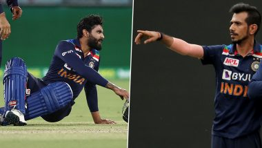 Dream11 Points Rule for Concussion Substitute: Here's How Points Have Been Distributed for Ravindra Jadeja and Yuzvendra Chahal