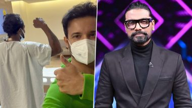 Remo D'Souza Health Update: Aamir Ali Shares Photos of the Choreographer From the Hospital, Says 'My Brother Is Back'