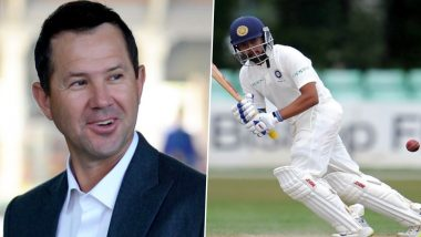 Ricky Ponting Perfectly Predicts Prithvi Shaw's Mode of Dismissal Moments Before the Opener's Two-Ball Duck in India vs Australia Day-Night Test (Watch Video)